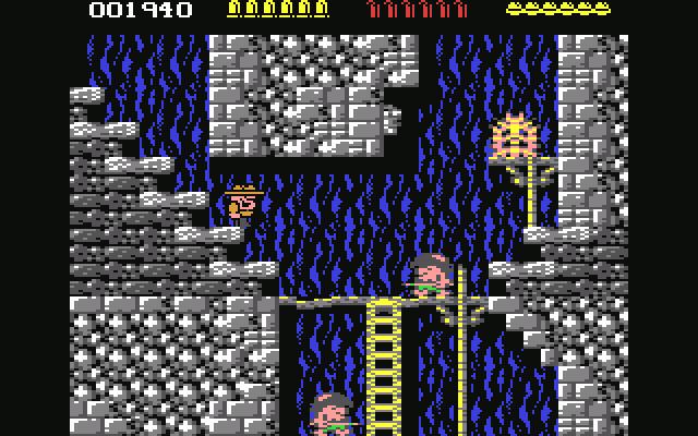 Rick Dangerous (C64)