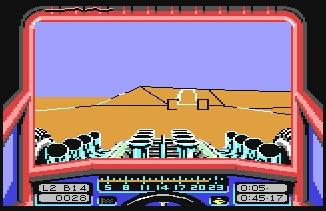 Stunt Car Racers (C64)