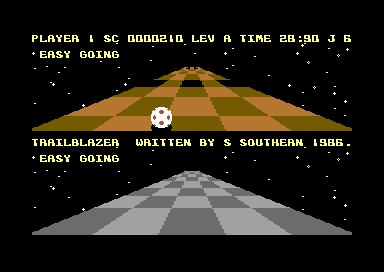 Trailblazer (C64)