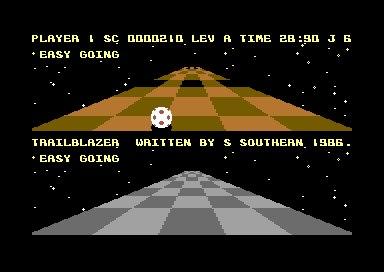 Trailblazer (C64)
