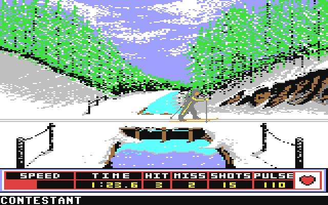 Winter Games (C64)