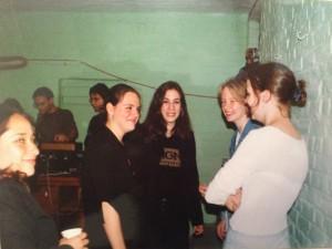 Fiesta chez Val ! (Avril 1999)