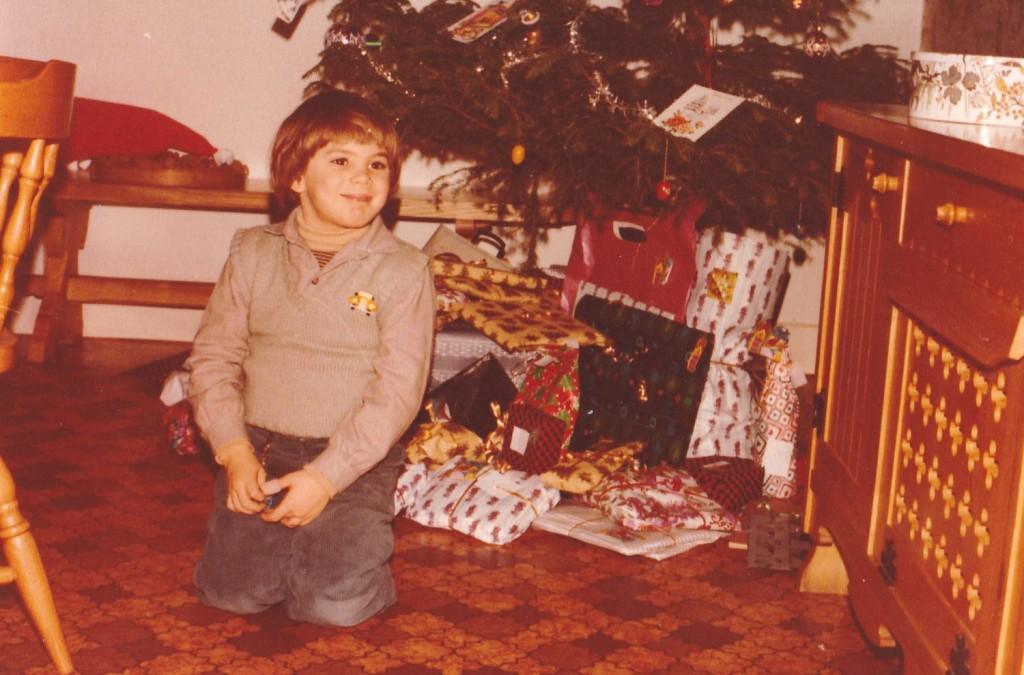 Noël en 1982