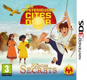 Les cités d'or - 3DS