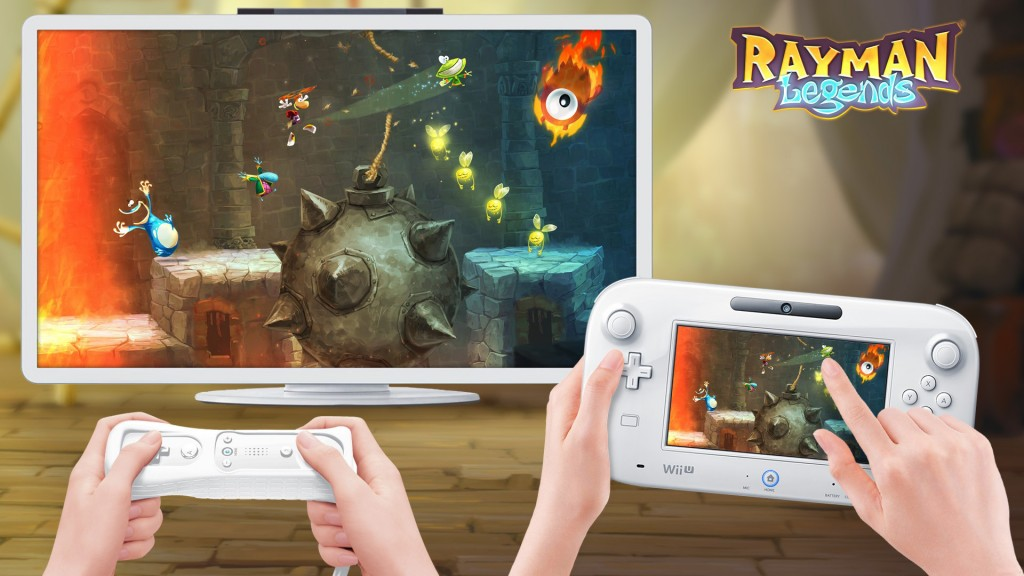 Rayman Legends - Gameplay