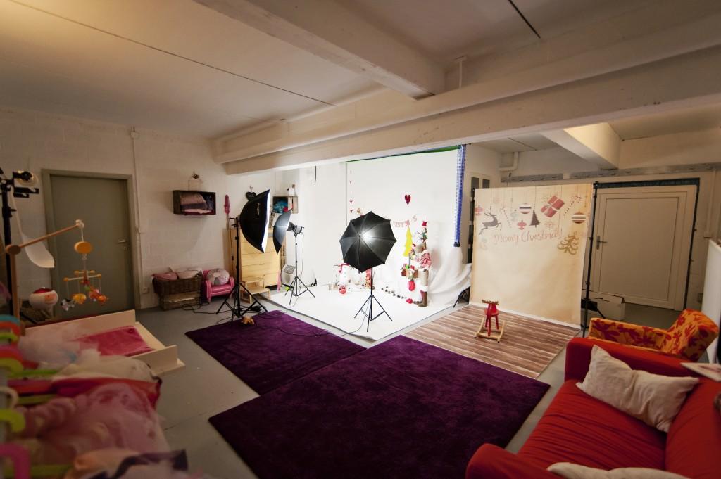 Le nouveau studio Petite Snorkys Photography en mode Noël