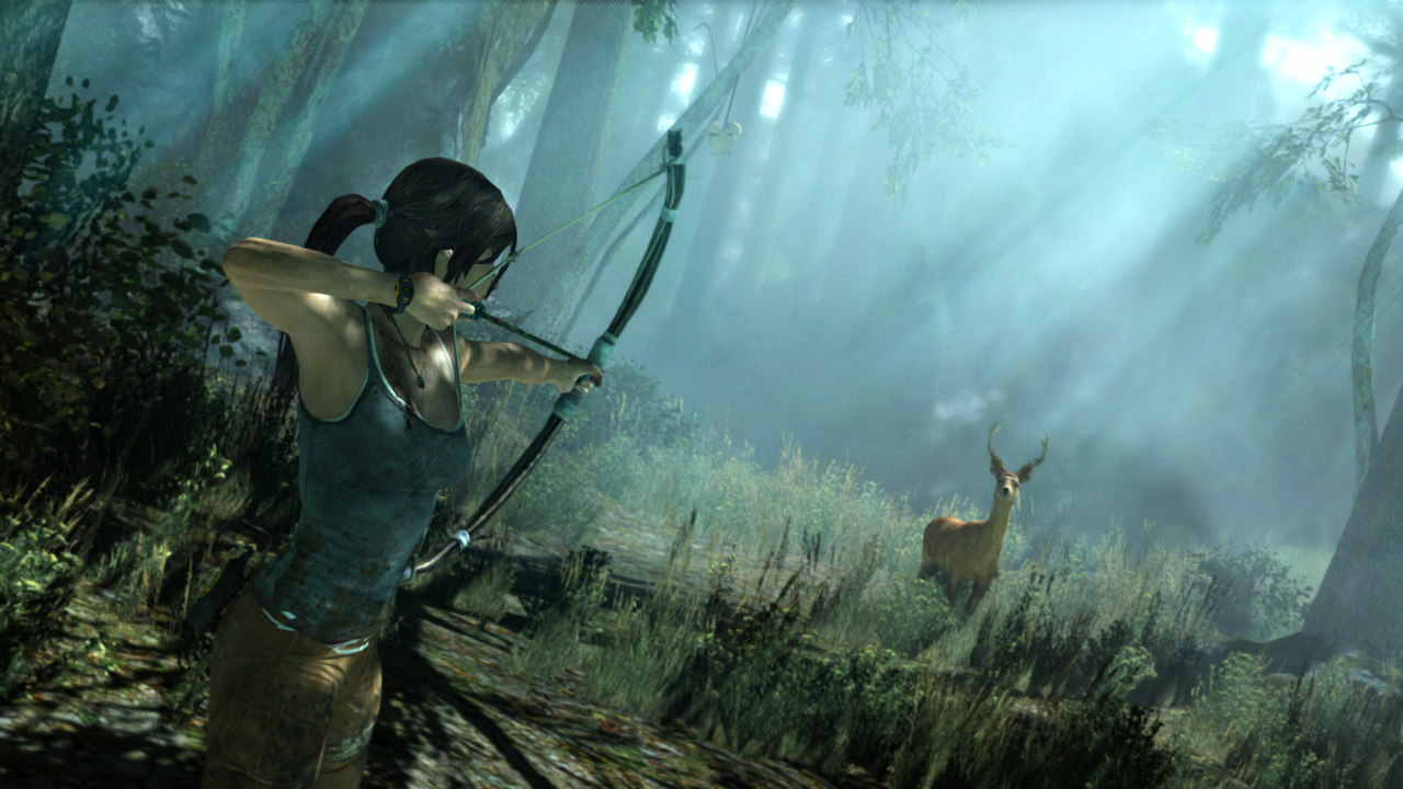 Lara Croft - Tomb Raider - PS3