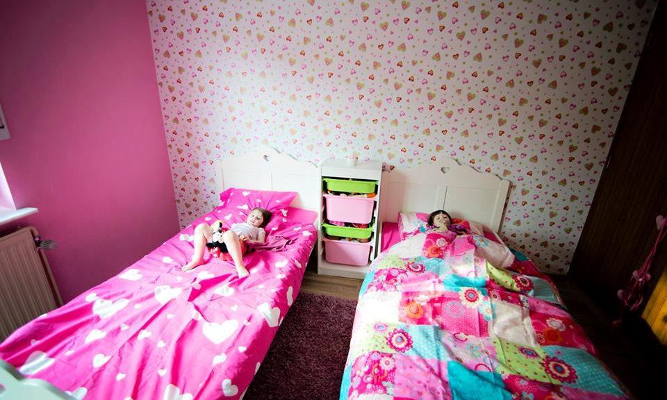 La chambre des filles, lits pour enfants LeenBakker