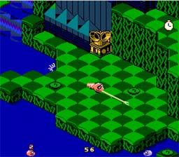 Snake Roll (NES)