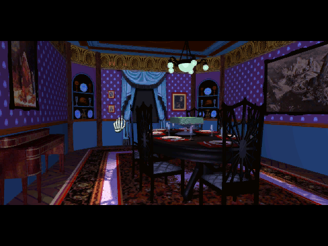 The 7th Guest (Trilobyte, 1993)
