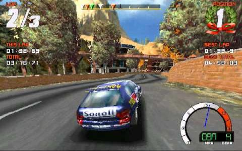 Screamer Rally (PC)
