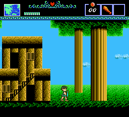 Battle of Olympus (NES)