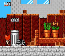 Chip & Dales : Rescue Rangers (NES)