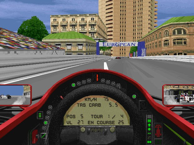 Formula One Grand Prix 2 (PC)