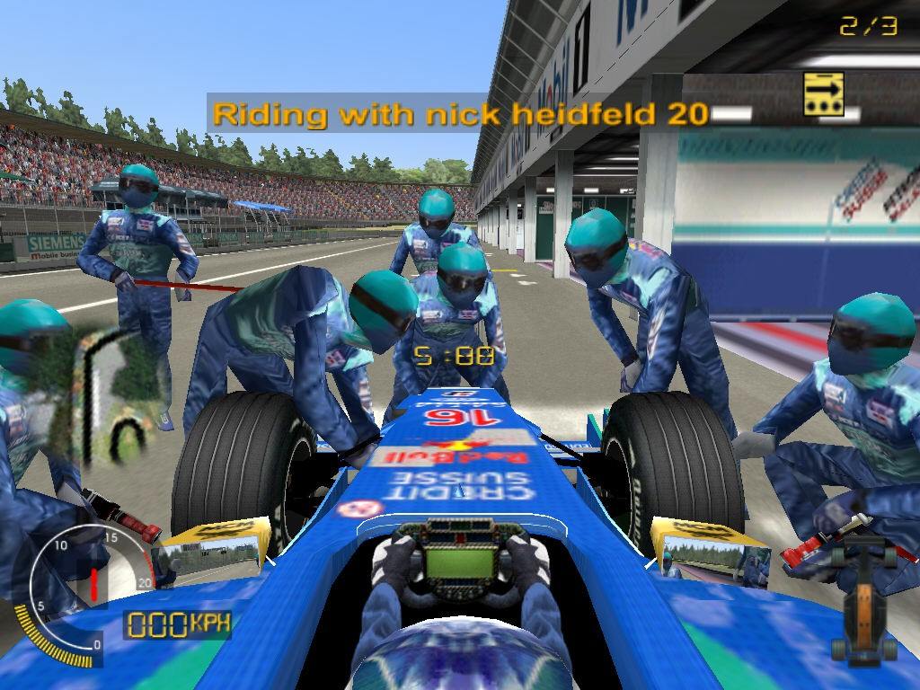 Formula One Grand Prix 4 (PC)