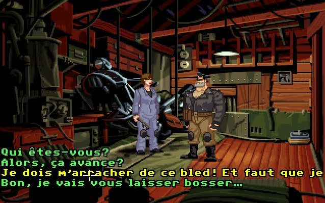 Full Throttle - PC (Lucas Arts, 1995)