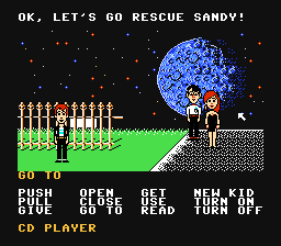 Maniac Mansion (NES)