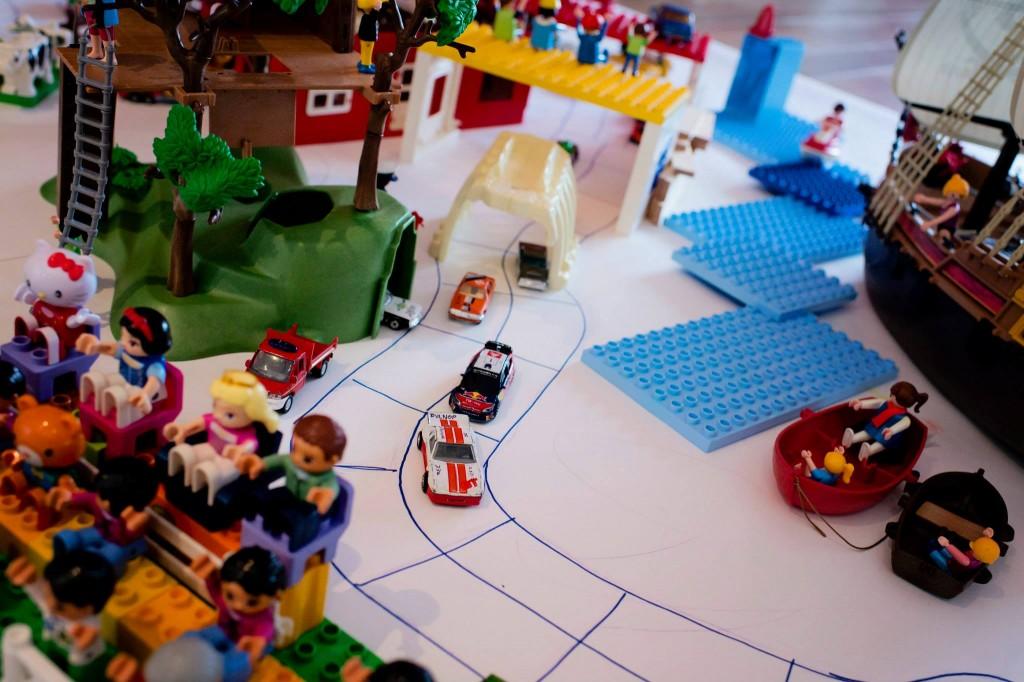 Monaco GP Bounty Bay - LEGO - Playmobil - Hotwheels - Majorette