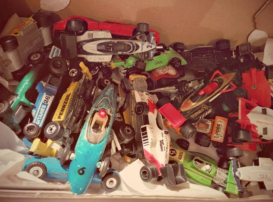 Mes Petites F1 - Majorette - MatchBox - Hotwheels