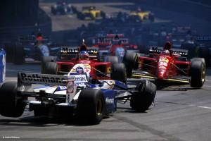 F1, la saison 1995
