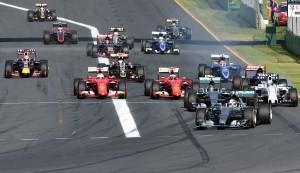 F1 - La Saison 2015