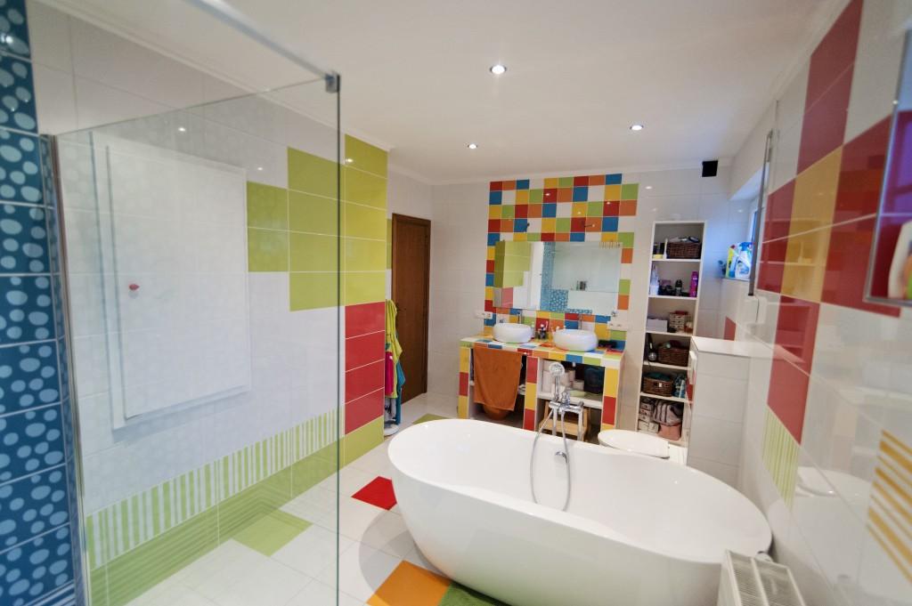 Salle de Bain - Pixel Art - Pamesa - Mosa