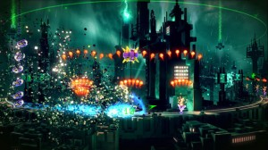 Resogun - PS3/PSN (Sony - Housemarque, 2014)