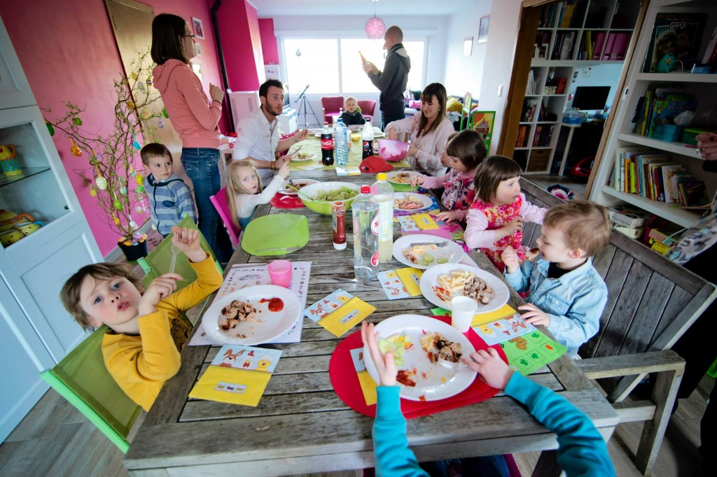 Anniversaire Charly - 6 ans