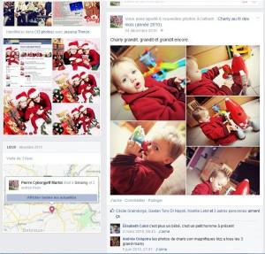 Facebook - décembre 2010