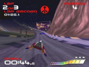Wipe Out - Psygnosis - Playstation