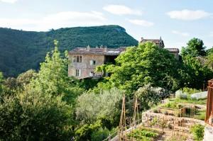 Les jardins du Mas Suejol