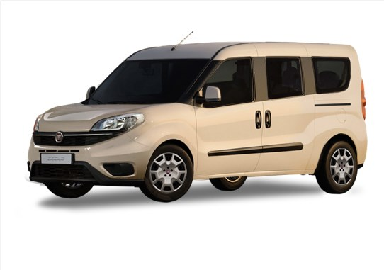 Fiat Doblo 2015 - Maxi - 7 places