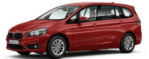 BMW Serie Grand Tourer - 7 places