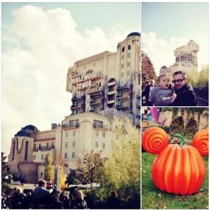 Disney Land - Halloween - 2010
