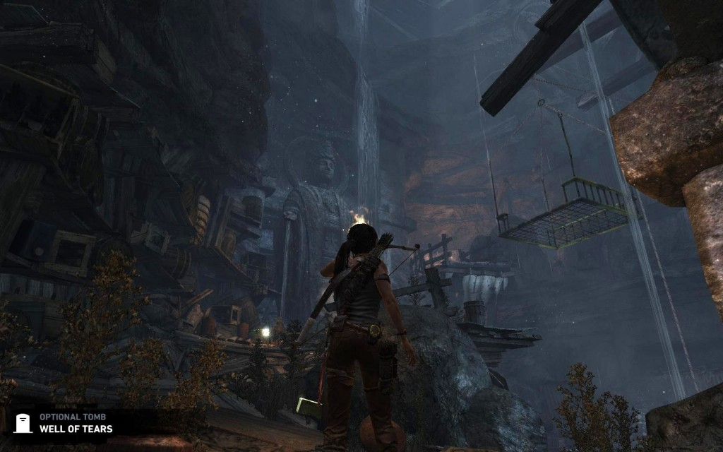 Tomb Raider - PS3 - Secret Tomb
