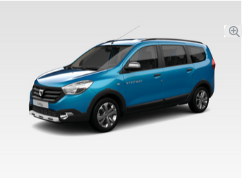 Dacia Lodgy Stepway - 7 places