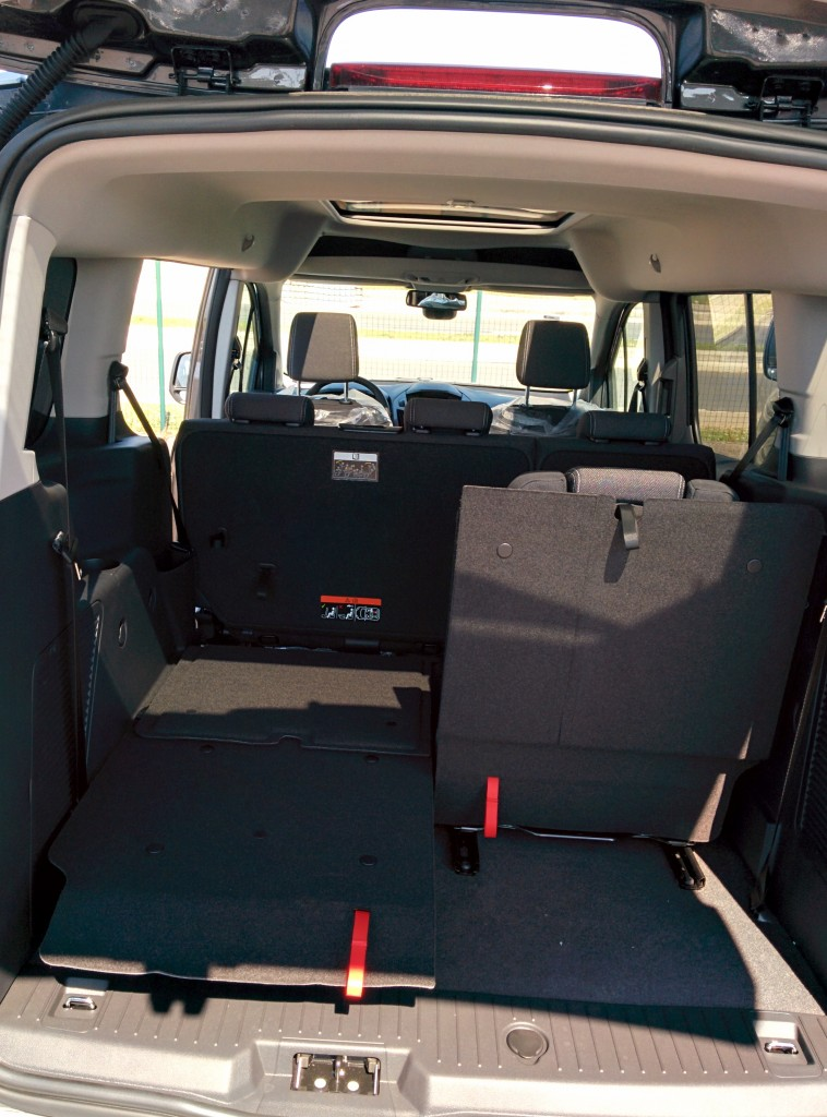 Ford Tourneo Grand Connect - 7 places