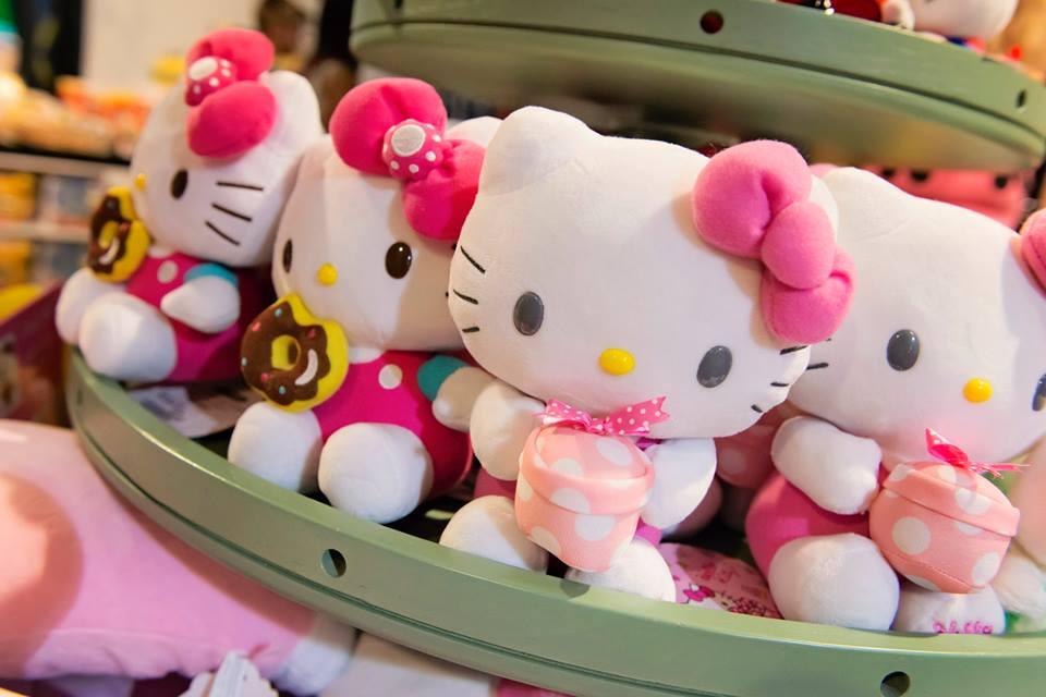 Hello Kitty - Londres - Harrods