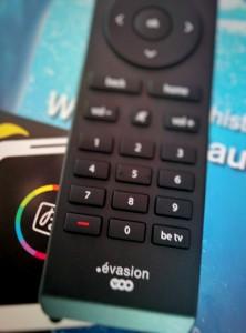 Box .Evasion - Voo - BeTV