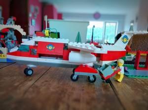 LEGO Cargo Avion