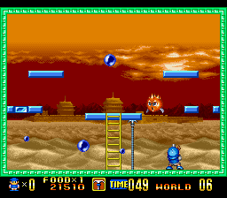 Super Pang (Capcom, 1992