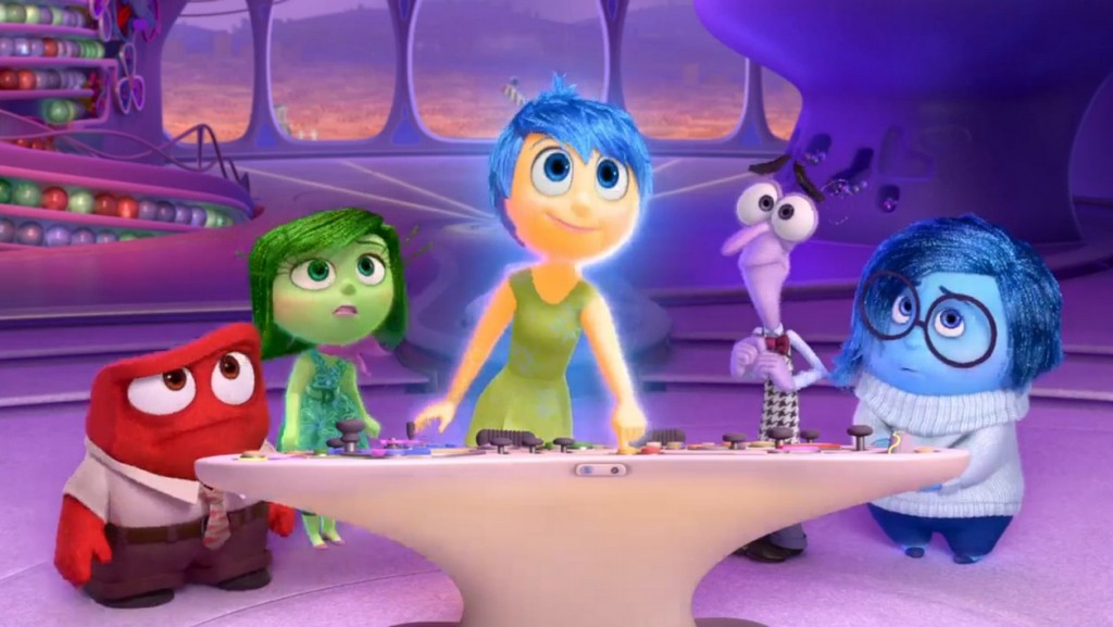 Inside Out - Vice et Versa