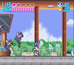 Tiny Toons Adventures (Konami, 1993)
