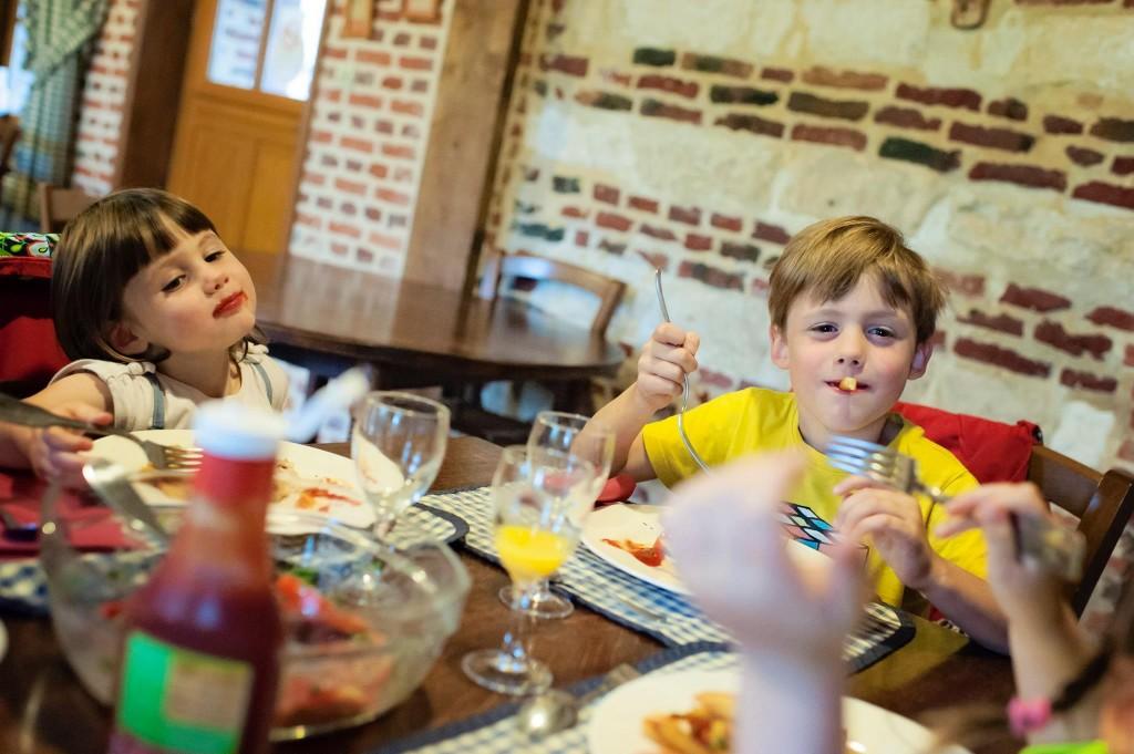 La Ferme de la Noyelle - Table d'Hôte