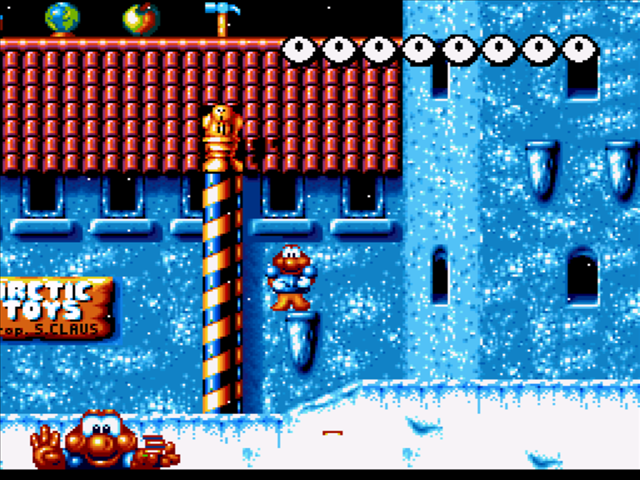 Super James Pond - SNES (Ocean Software, 1993)