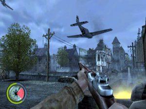Medal of Honor : en première ligne - PS2 (Electronic Arts, 2002)