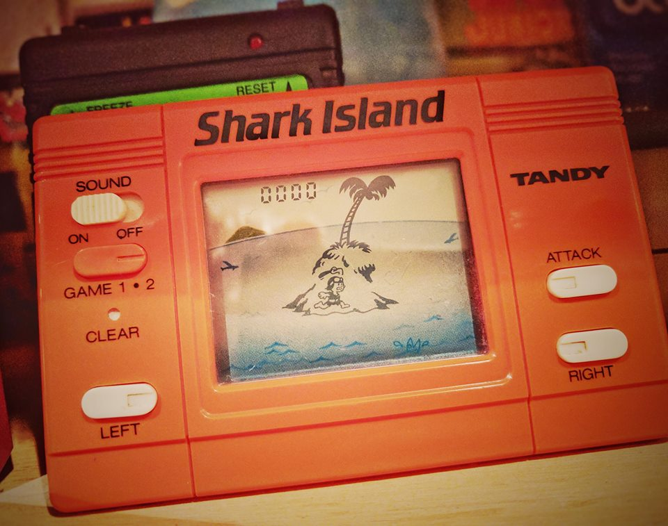 Shark Island - Tandy