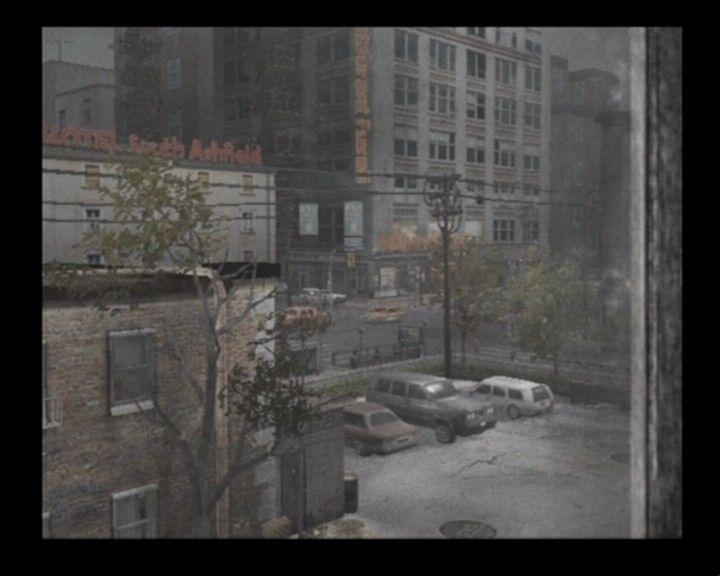 Silent Hill 4 : The Room - PS2 (Konami, 2004)