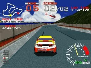 Ridge Racer - PSX (Namco, 1995)