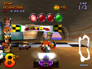 Crash Team Racing - PSX